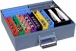 Portable Steel Cash Box One