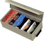 Steel Cash Box / Stand